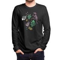 Dinosaurs - mens-long-sleeve-tee - small view