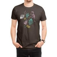 Dinosaurs - mens-regular-tee - small view