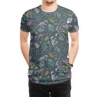 Dinosaurs - mens-sublimated-tee - small view