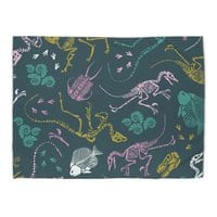 Dinosaurs - rug-landscape - small view