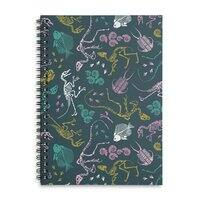 Dinosaurs - spiral-notebook - small view