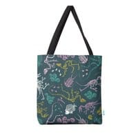 Dinosaurs - tote-bag - small view