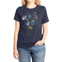 Dinosaurs - womens-extra-soft-tee - small view