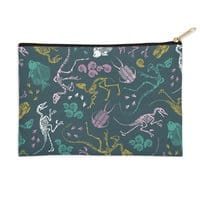 Dinosaurs - zip-pouch - small view