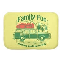 Family Fun - bath-mat - small view