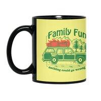 Family Fun - black-mug - small view