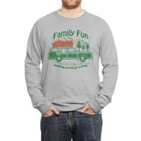 Family Fun - crew-sweatshirt - small view