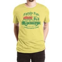 Family Fun - mens-extra-soft-tee - small view