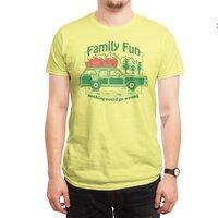 Family Fun - mens-regular-tee - small view