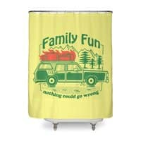 Family Fun - shower-curtain - small view