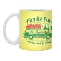 Family Fun - white-mug - small view