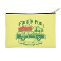 Family Fun - zip-pouch - small view