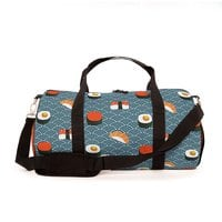 Sushi Pattern - duffel-bag - small view