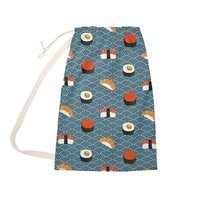 Sushi Pattern - laundry-bag - small view