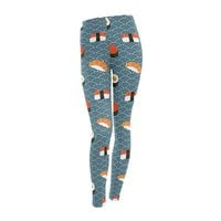 Sushi Pattern - leggings - small view