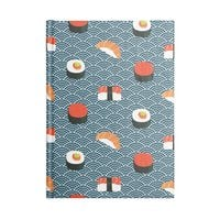 Sushi Pattern - notebook - small view