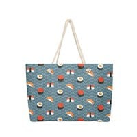 Sushi Pattern - weekender-tote - small view