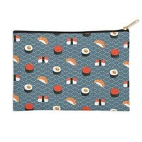 Sushi Pattern - zip-pouch - small view