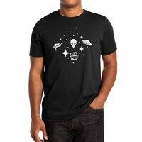 Alien Invasion - mens-extra-soft-tee - small view
