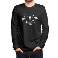 Alien Invasion - mens-long-sleeve-tee - small view