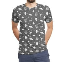 Alien Invasion - mens-sublimated-triblend-tee - small view