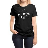 Alien Invasion - womens-regular-tee - small view