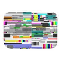 Internet killed the television star - bath-mat - small view