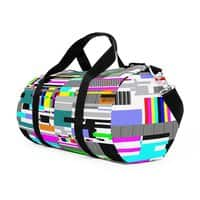Internet killed the television star - duffel-bag - small view