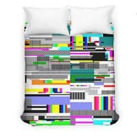 Internet killed the television star - duvet-cover - small view