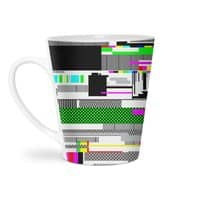 Internet killed the television star - latte-mug - small view