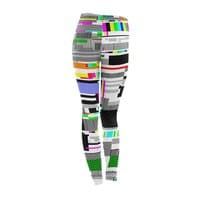 Internet killed the television star - leggings - small view