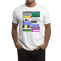 Internet killed the television star - mens-regular-tee - small view