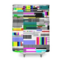 Internet killed the television star - shower-curtain - small view