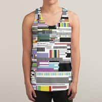 Internet killed the television star - sublimated-tank - small view