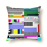 Internet killed the television star - throw-pillow - small view