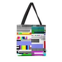 Internet killed the television star - tote-bag - small view