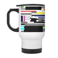 Internet killed the television star - travel-mug-with-handle - small view