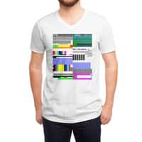 Internet killed the television star - vneck - small view