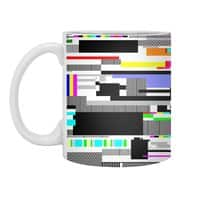 Internet killed the television star - white-mug - small view
