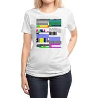 Internet killed the television star - womens-regular-tee - small view