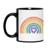 Love All - black-mug - small view