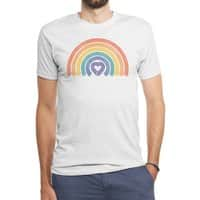Love All - mens-triblend-tee - small view
