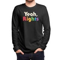 Yeah, Rights - mens-long-sleeve-tee - small view