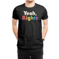 Yeah, Rights - mens-regular-tee - small view