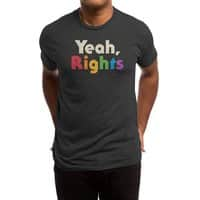 Yeah, Rights - mens-triblend-tee - small view