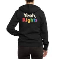 Yeah, Rights - zipup - small view