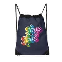 Love is Love - drawstring-bag - small view