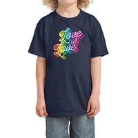 Love is Love - kids-tee - small view