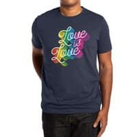 Love is Love - mens-extra-soft-tee - small view