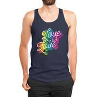Love is Love - mens-jersey-tank - small view